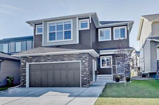 Photo 1: 247 CANALS Close SW: Airdrie House for sale : MLS®# C4135692