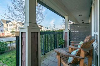 """Photo 3: 62 7088 191 Street in Surrey: Clayton Townhouse for sale in """"Montana"""" (Cloverdale)  : MLS®# R2232649"""