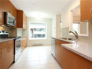 "Photo 3: 303 2577 WILLOW Street in Vancouver: Fairview VW Condo for sale in ""Willow Garden"" (Vancouver West)  : MLS®# V1097846"