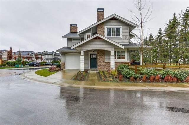 Main Photo: 81 12161 237 Street in Maple Ridge: East Central Townhouse for sale : MLS®# R2226728