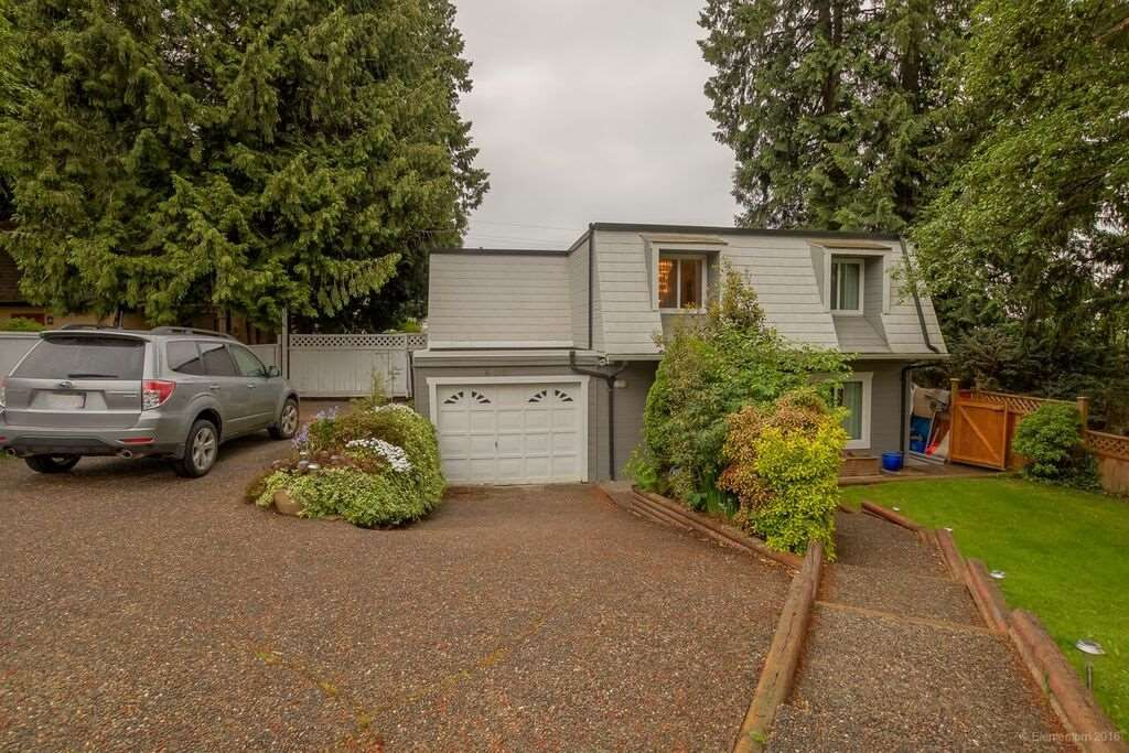Main Photo: 405 DARTMOOR Drive in Coquitlam: Coquitlam East House for sale : MLS®# R2061799