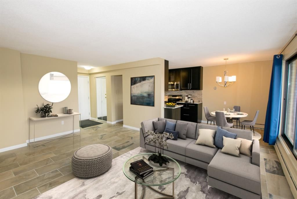 Main Photo: 1202 1330 15 Avenue SW in Calgary: Beltline Apartment for sale : MLS®# A1147852