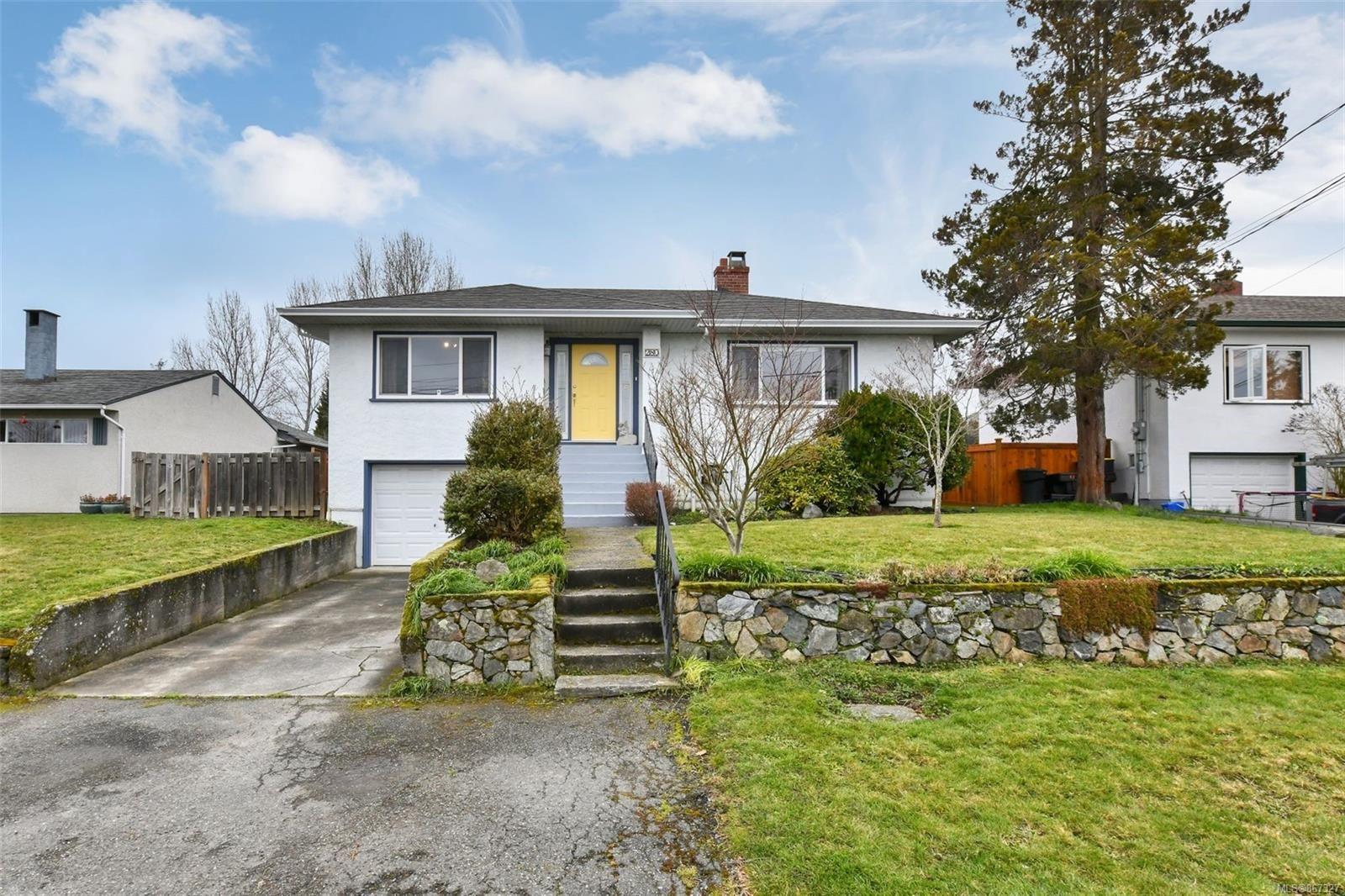 Main Photo: 280 Nicola Pl in : SW Tillicum House for sale (Saanich West)  : MLS®# 867327