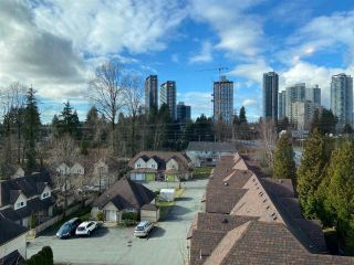 Photo 1: 817 13883 LAUREL Drive in Surrey: Whalley Condo for sale (North Surrey)  : MLS®# R2540338