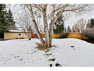 Photo 25: 6615 LETHBRIDGE Crescent SW in Calgary: Lakeview House for sale : MLS®# C4050221