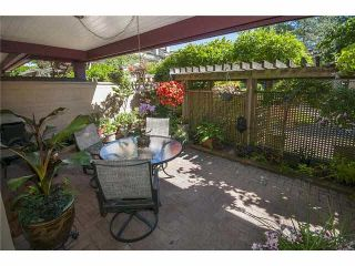 """Photo 15: 11 3980 CANADA Way in Burnaby: Burnaby Hospital Townhouse for sale in """"LODGES AT CADCADE VILLAGE"""" (Burnaby South)  : MLS®# V1131083"""