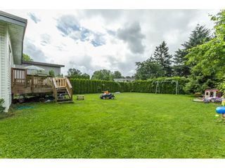 Photo 18: 45320 CRESCENT Drive in Chilliwack: Chilliwack W Young-Well House for sale : MLS®# R2079623