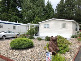 Photo 1: 5 2315 198 Street in Langley: Brookswood Langley Manufactured Home for sale : MLS®# R2484553