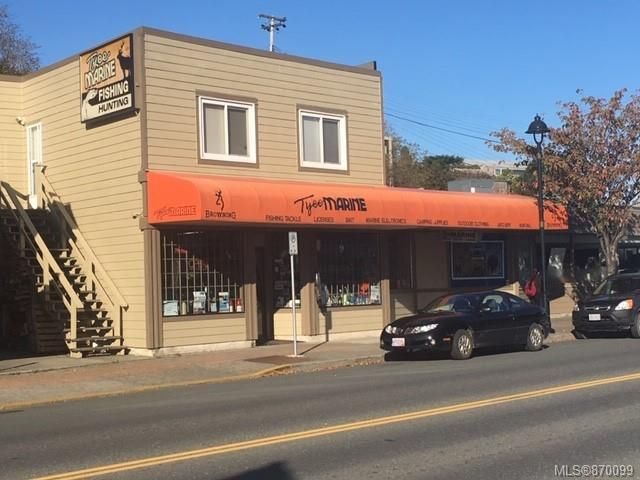 Main Photo: 880 & 890 Island Hwy in : CR Campbell River Central Business for sale (Campbell River)  : MLS®# 870099