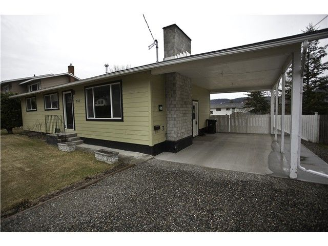 Main Photo: 985 PIGEON Avenue in Williams Lake: Williams Lake - City House for sale (Williams Lake (Zone 27))  : MLS®# N235105