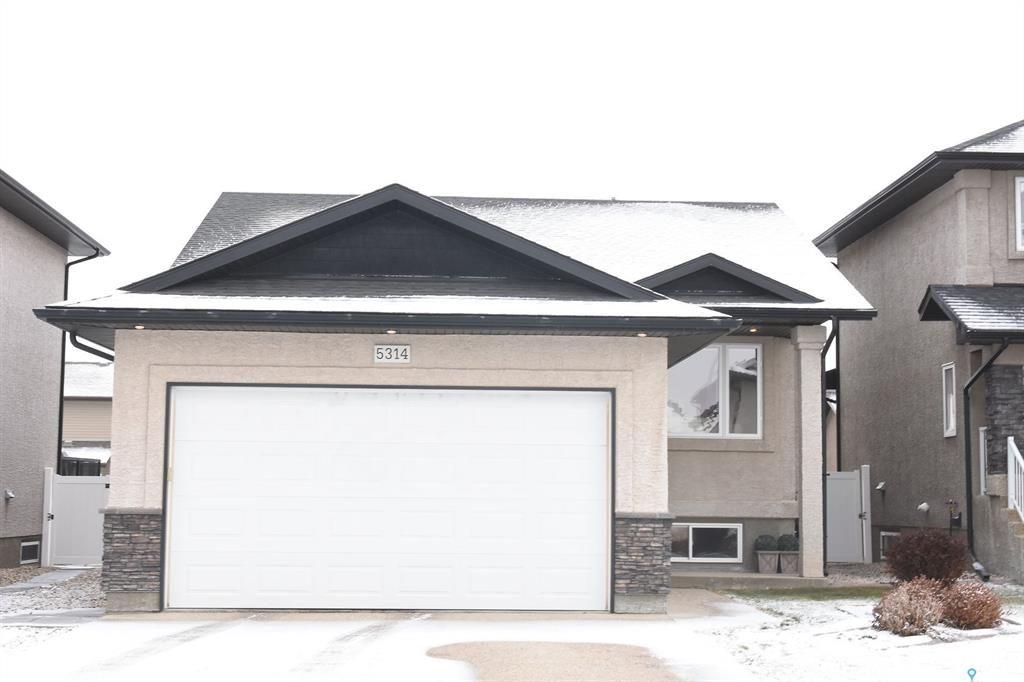 Main Photo: 5314 Watson Way in Regina: Lakeridge Addition Residential for sale : MLS®# SK793192