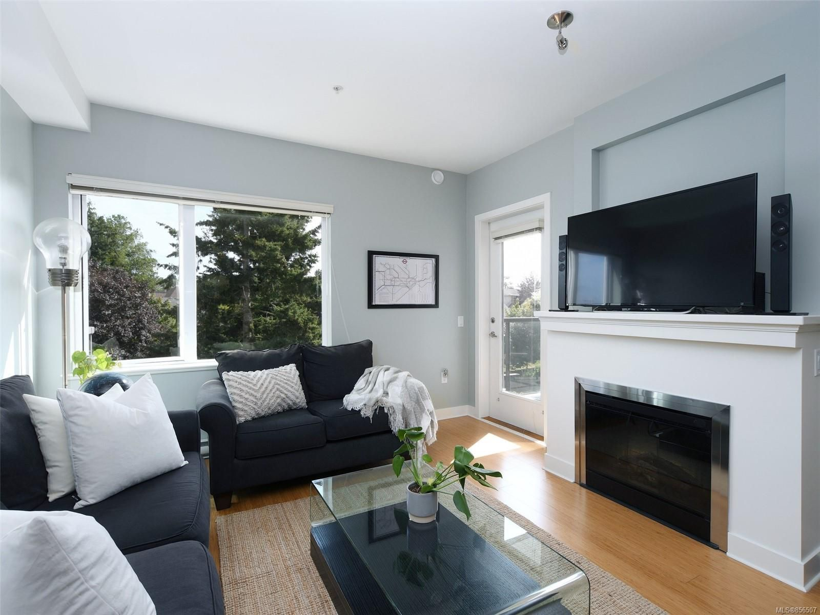 Main Photo: 312 4394 West Saanich Rd in : SW Royal Oak Condo for sale (Saanich West)  : MLS®# 856507