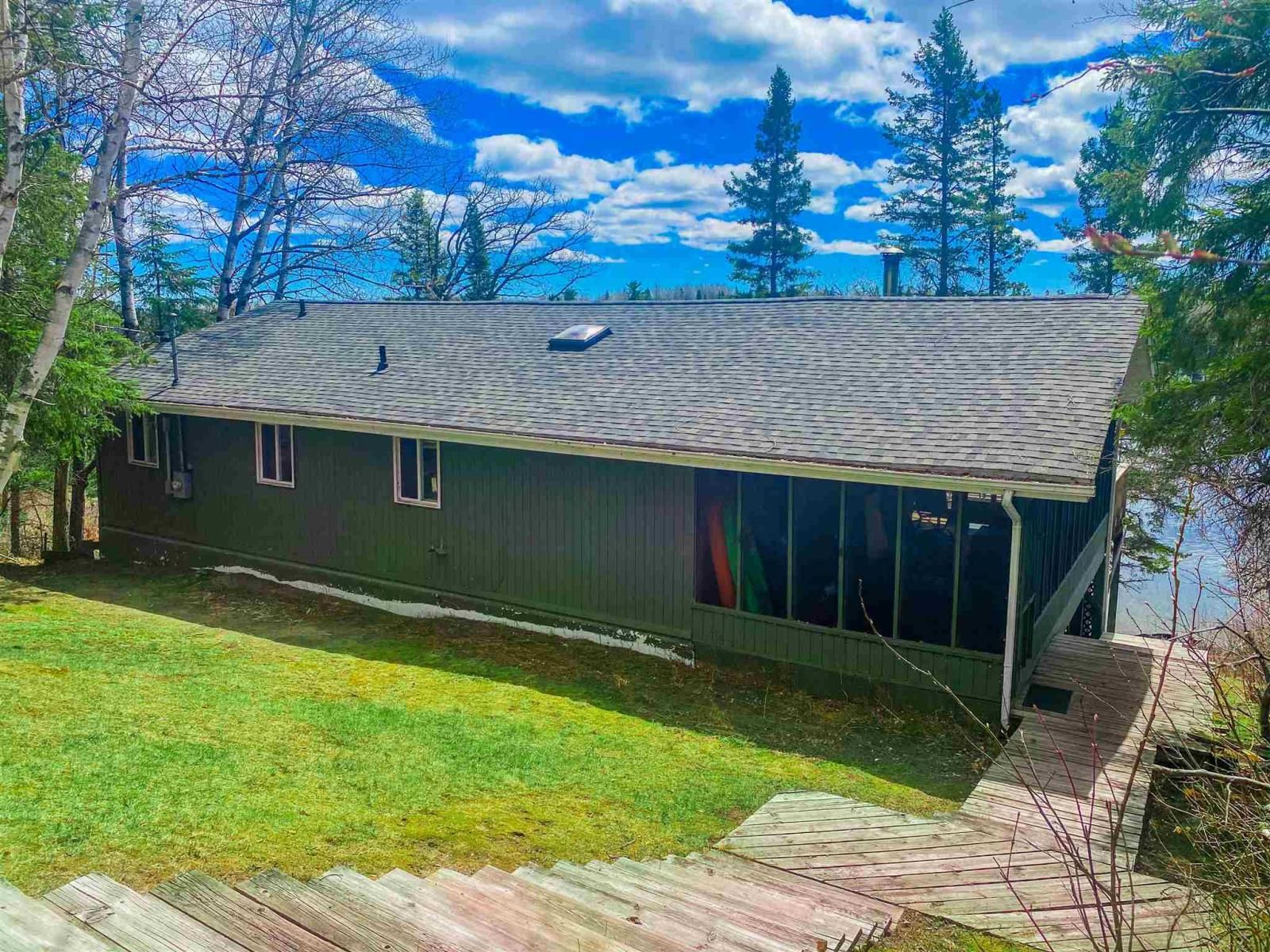 Main Photo: 10 Rush Bay Road in Township of Boys: House for sale : MLS®# TB210792
