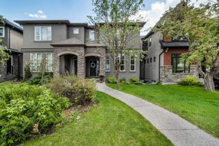 Main Photo: 532 34A Street NW in Calgary: Parkdale Semi Detached for sale : MLS®# A1126156