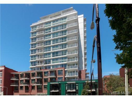 Main Photo: 501 834 Johnson St in VICTORIA: Vi Downtown Condo for sale (Victoria)  : MLS®# 739389