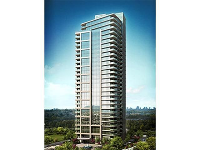 "Main Photo: # 707 2133 DOUGLAS RD in Burnaby: Brentwood Park Condo for sale in ""PERSPECTIVES"" (Burnaby North)"