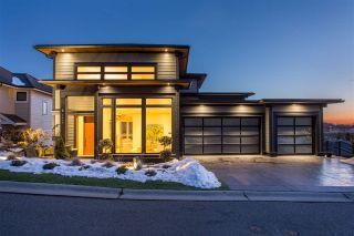 """Photo 1: B 2640 LARKSPUR Court in Abbotsford: Abbotsford East House for sale in """"Eagle Mountain"""" : MLS®# R2344848"""