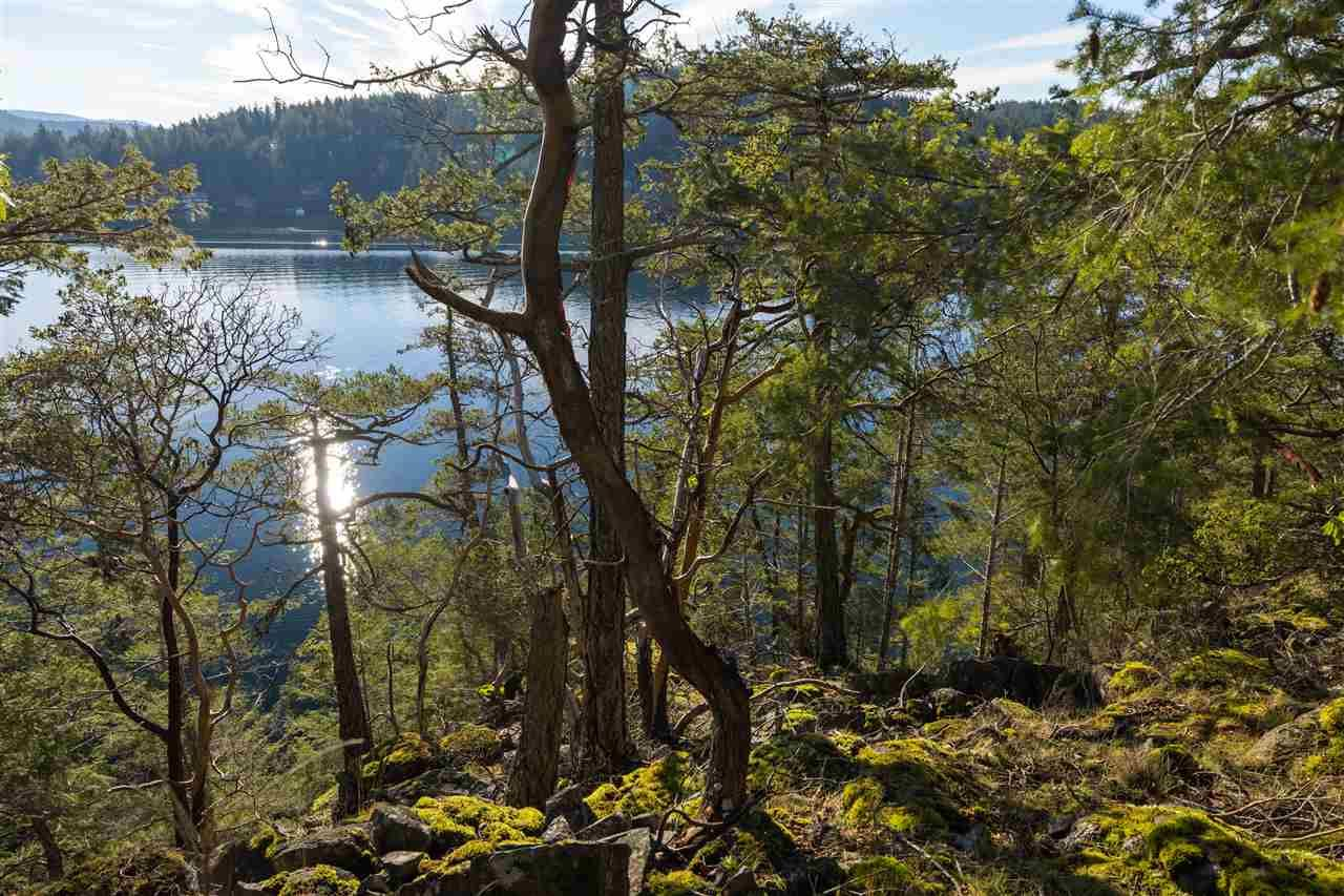 "Main Photo: Map location: Lot 14 FLAGSHIP Road in Garden Bay: Pender Harbour Egmont Land for sale in ""Pender Harbour Landing"" (Sunshine Coast)  : MLS®# R2335732"