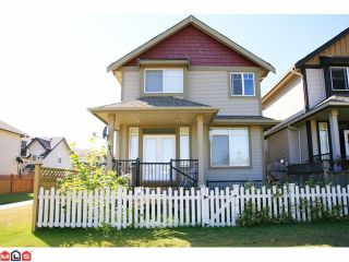 """Photo 1: 6652 195TH Street in Surrey: Clayton House for sale in """"COPPER CREEK"""" (Cloverdale)  : MLS®# F1122969"""