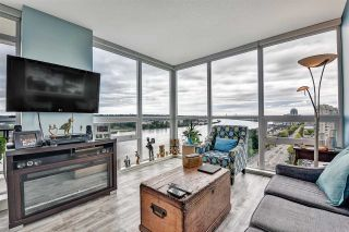 """Photo 5: 1204 125 COLUMBIA Street in New Westminster: Downtown NW Condo for sale in """"NORTHBANK"""" : MLS®# R2584652"""