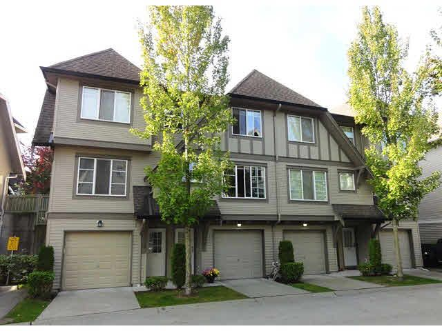"""Main Photo: 132 15175 62A Avenue in Surrey: Sullivan Station Townhouse for sale in """"BROOKLANDS"""" : MLS®# F1426589"""
