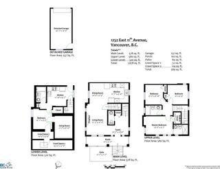 Photo 20: 1252 E 11TH Avenue in Vancouver: Mount Pleasant VE 1/2 Duplex for sale (Vancouver East)  : MLS®# R2317312