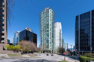 """Photo 1: 2701 1331 W GEORGIA Street in Vancouver: Coal Harbour Condo for sale in """"The Pointe"""" (Vancouver West)  : MLS®# R2571551"""