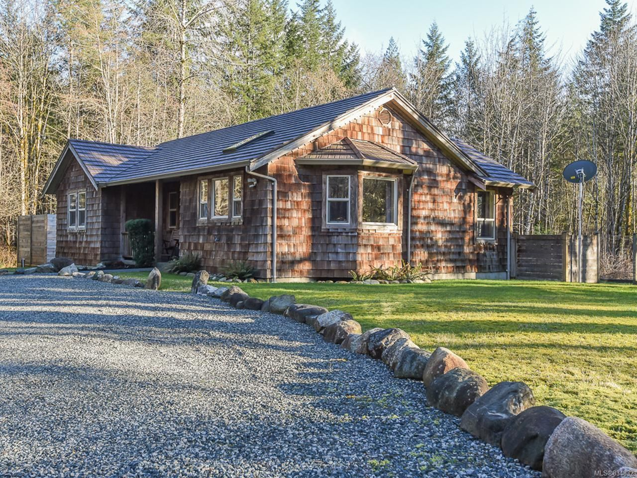 Main Photo: 3699 Burns Rd in COURTENAY: CV Courtenay West House for sale (Comox Valley)  : MLS®# 834832