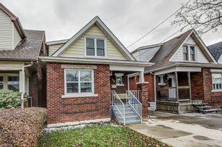 Photo 1: 156 North Cameron Avenue in Hamilton: House for sale : MLS®# H4042423