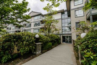 """Photo 1: 203 4990 MCGEER Street in Vancouver: Collingwood VE Condo for sale in """"Connaught"""" (Vancouver East)  : MLS®# R2394970"""
