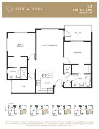"Photo 2: 103 11718 224 Street in Maple Ridge: West Central Condo for sale in ""SIERRA RIDGE"" : MLS®# R2611214"