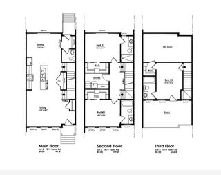 Photo 3: 7819 Yorke Road in Edmonton: Zone 08 Attached Home for sale : MLS®# E4231128