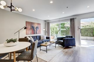 """Photo 8: 101 418 E BROADWAY in Vancouver: Mount Pleasant VE Condo for sale in """"Broadway Crest"""" (Vancouver East)  : MLS®# R2605309"""