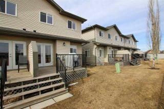 Photo 34: 5 9511 102 Avenue: Morinville Townhouse for sale : MLS®# E4236034