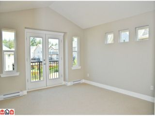 """Photo 7: 6092 163A Street in Surrey: Cloverdale BC House for sale in """"VISTA'S WEST"""" (Cloverdale)  : MLS®# F1028280"""
