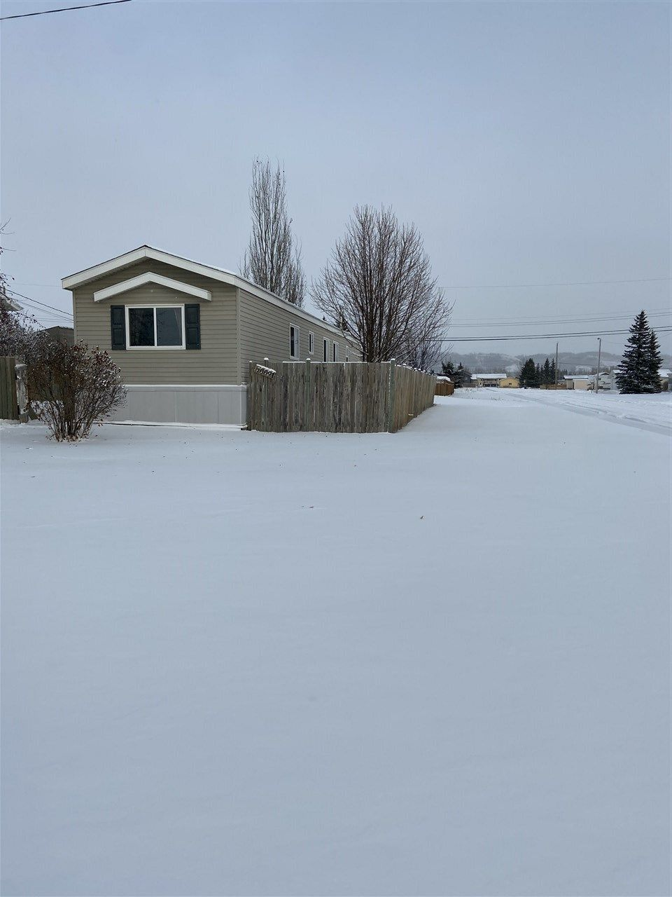 Main Photo: 10091 100A Street: Taylor Manufactured Home for sale (Fort St. John (Zone 60))  : MLS®# R2517124