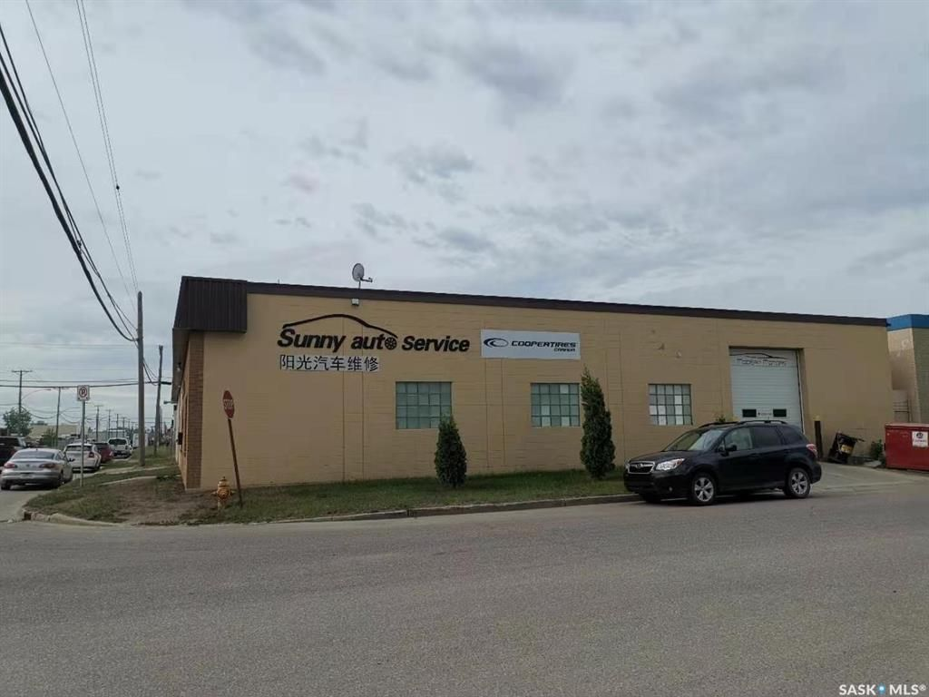 Main Photo: Bay 1 2325 1st Avenue in Saskatoon: North Industrial SA Commercial for sale : MLS®# SK839568