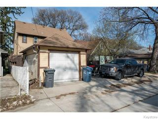 Photo 19: 190 Niagara Street in Winnipeg: River Heights / Tuxedo / Linden Woods Residential for sale (South Winnipeg)  : MLS®# 1611095