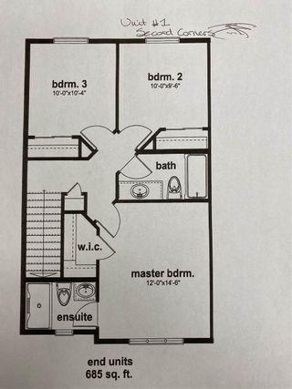 Photo 11: 1 9535 217 Street in Edmonton: Zone 58 Townhouse for sale : MLS®# E4215862