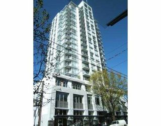 """Photo 1: 480 ROBSON Street in Vancouver: Downtown VW Condo for sale in """"R&R"""" (Vancouver West)  : MLS®# V623215"""