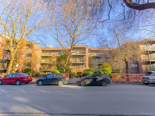 Main Photo: 105 1655 NELSON Street in Vancouver: West End VW Condo for sale (Vancouver West)  : MLS®# R2419853