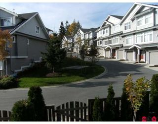 "Photo 2: 81 20449 66TH Avenue in Langley: Willoughby Heights Townhouse for sale in ""Nature's Landing"" : MLS®# F2900216"