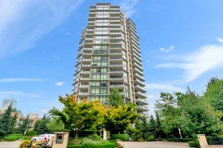 """Photo 2: 201 6168 WILSON Avenue in Burnaby: Metrotown Condo for sale in """"KEWEL II"""" (Burnaby South)  : MLS®# R2499533"""