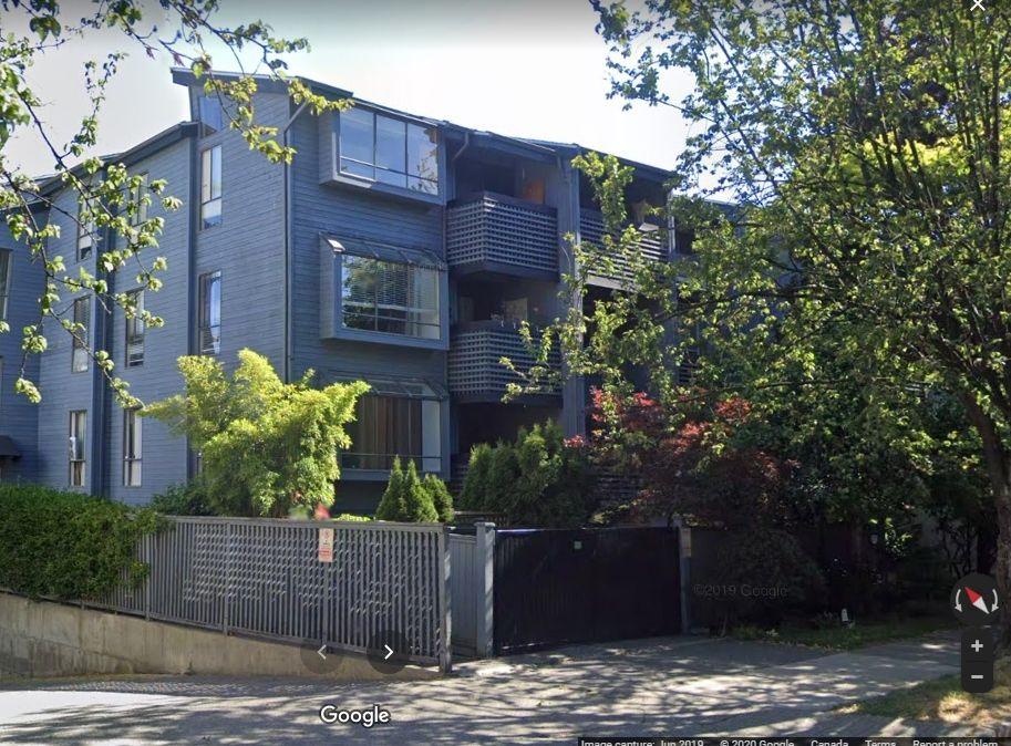 Main Photo: 401 2173 W 6TH Avenue in Vancouver: Kitsilano Condo for sale (Vancouver West)