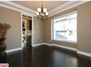 """Photo 2: 16302 26A Avenue in Surrey: Grandview Surrey House for sale in """"MORGAN HEIGHTS"""" (South Surrey White Rock)  : MLS®# F1027762"""