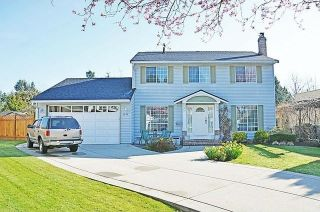 Photo 1: 1334 163RD STREET in South Surrey: King George Corridor House for sale ()  : MLS®# F1434704