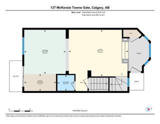 Photo 26: 137 Mckenzie Towne Gate SE in Calgary: McKenzie Towne Row/Townhouse for sale : MLS®# A1145906