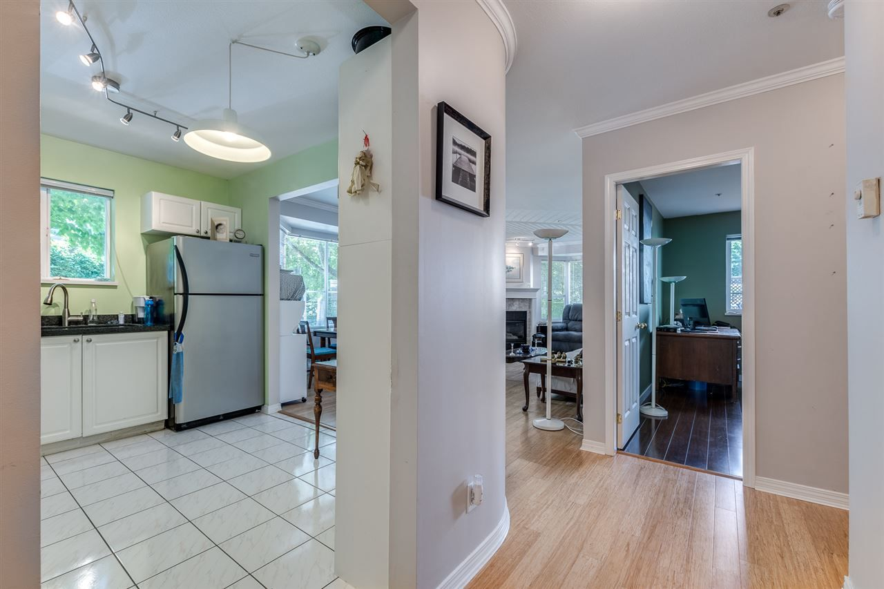 """Photo 3: Photos: 110 2620 JANE Street in Port Coquitlam: Central Pt Coquitlam Condo for sale in """"JANE GARDENS"""" : MLS®# R2501624"""