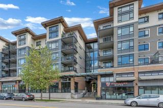 """Photo 1: 206 2525 CLARKE Street in Port Moody: Port Moody Centre Condo for sale in """"THE STRAND"""" : MLS®# R2581968"""