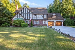 """Photo 1: 20946 43 Avenue in Langley: Brookswood Langley House for sale in """"Cedar Ridge"""" : MLS®# R2593743"""